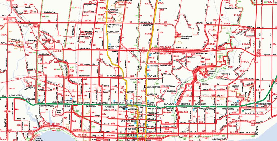 Public Transit Lucidmap Inc